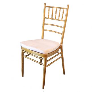 Chaise CHIAVARI-20 - Métal - Banquet - District W - St-Hyacinthe