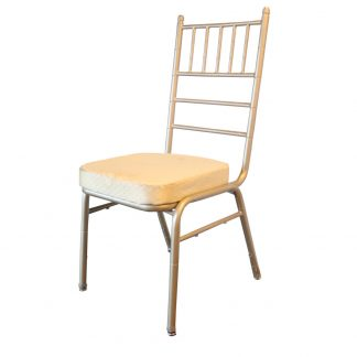 Chaise CHIAVARI-22 - Métal - Banquet - District W - St-Hyacinthe