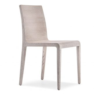 Chaise YOUNG-420 - Bois - District W - St-Hyacinthe