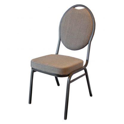 Chaise de banquet BQ-01 - Aluminium - District W - St-Hyacinthe