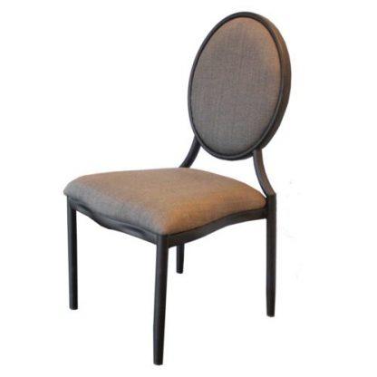 Chaise de banquet BQ-05 - Aluminium - District W - St-Hyacinthe