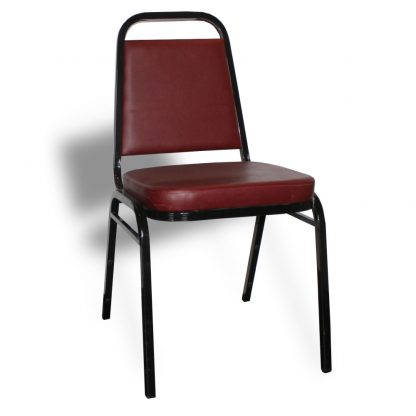 Chaise de banquet JD01E - Aluminium - District W - St-Hyacinthe