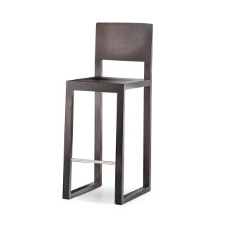Tabouret BRERA-382 - Bois - District W - St-Hyacinthe