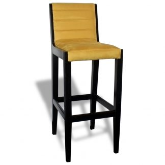 Tabouret D22603 - Rembourré - Bois - District W - St-Hyacinthe