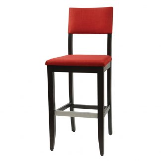 Tabouret D40903 - Rembourré - Bois - District W - St-Hyacinthe