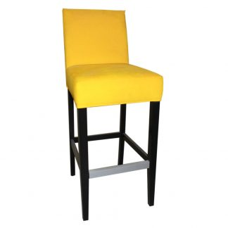 Tabouret D48904 - Rembourré - Bois - District W - St-Hyacinthe