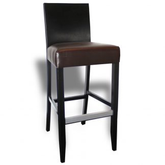 Tabouret D49502 - Rembourré - Bois - District W - St-Hyacinthe