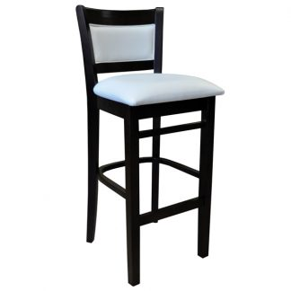 Tabouret D55801-3 - Rembourré - Bois - District W - St-Hyacinthe