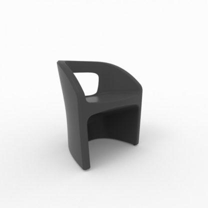 Bistro Chaise - anthracite - bi-100-47