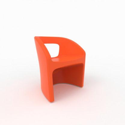 Bistro Chaise - orange - bi-100-85