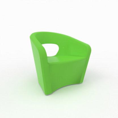 Bistro Fauteuil - vert-pomme - bi-300-72
