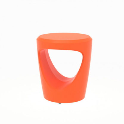 Bistro Table - Modèle 2 - orange - bi-400-85
