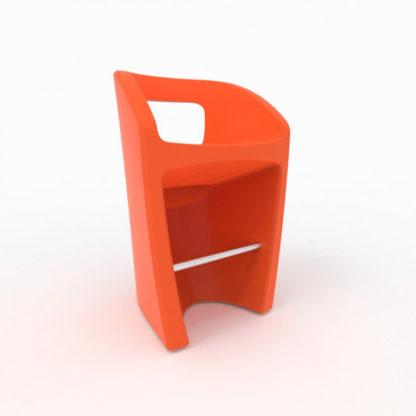 Bistro Tabouret - orange - bi-200-85