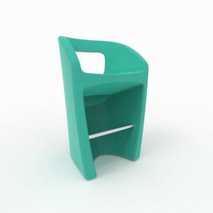 Bistro Tabouret - turquoise - bi-200-28