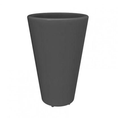Folia - Pot à fleur - anthracite - fo-050-47