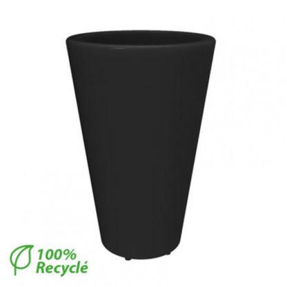 Folia - Pot à fleur - noir - fo-050-42