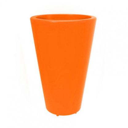 Folia - Pot à fleur - orange - fo-050-85
