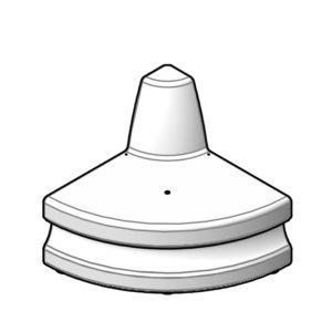CURVA - module E - coin inversé - SE.400 - dessin