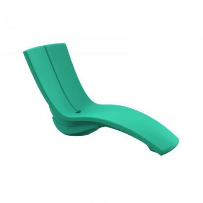 RISER - rehausseur pour chaise KURVE - RI.000.28 - turquoise