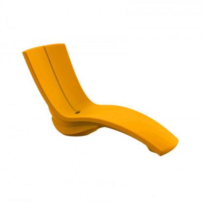 RISER - rehausseur pour chaise KURVE - RI.000.66 - jaune
