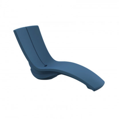 RISER - rehausseur pour chaise KURVE - RI.000.82 - bleu océan