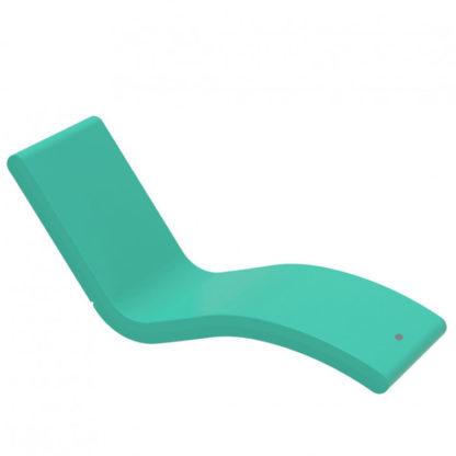 SIESTA - chaise longue - SI.000.28 - turquoise