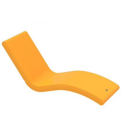 SIESTA - chaise longue - SI.000.66 - jaune