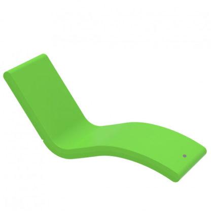 SIESTA - chaise longue - SI.000.72 - vert pomme