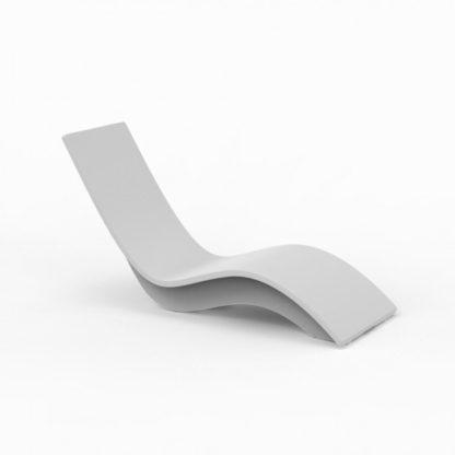 SOLIS - chaise longue haute - SO.100.13 - blanc neige