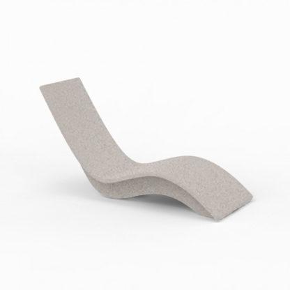 SOLIS - chaise longue haute - SO.100.50 - sable