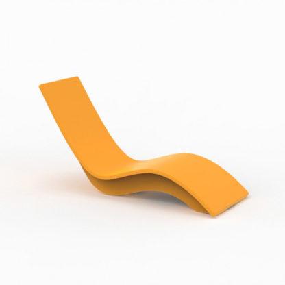 SOLIS - chaise longue haute - SO.100.66 - jaune