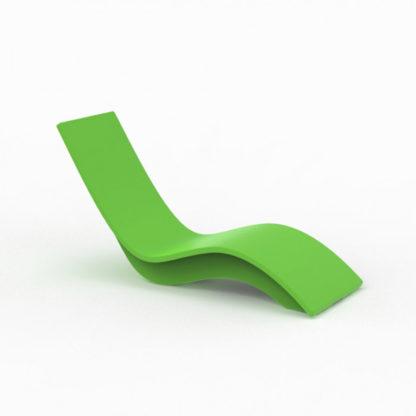 SOLIS - chaise longue haute - SO.100.72 - vert pomme