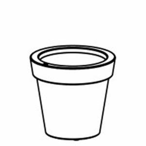 TERA moyen - Pot - dessin